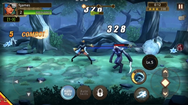 Soul Maskers Android Game Image 4