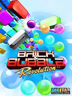 Brick & Bubble Revolution Java Game Image 1