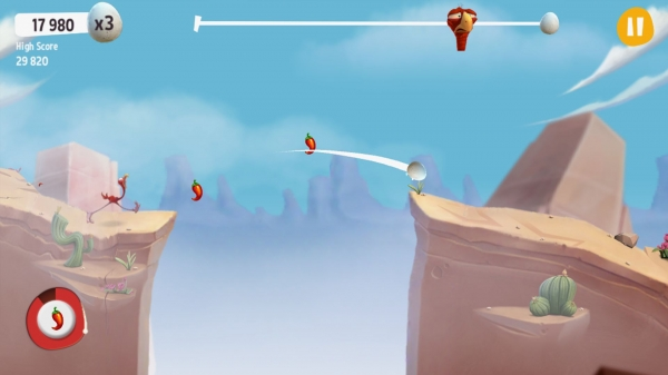 Cracké Rush - Free Endless Runner Game Android Game Image 3