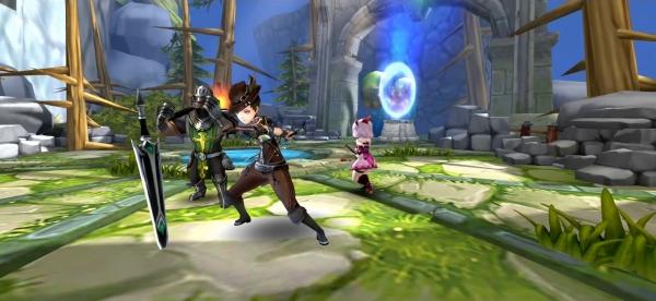 Heaven Saga Android Game Image 1