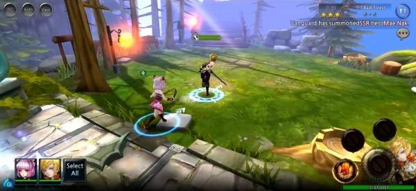 Heaven Saga Android Game Image 2