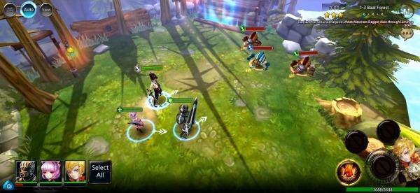 Heaven Saga Android Game Image 3