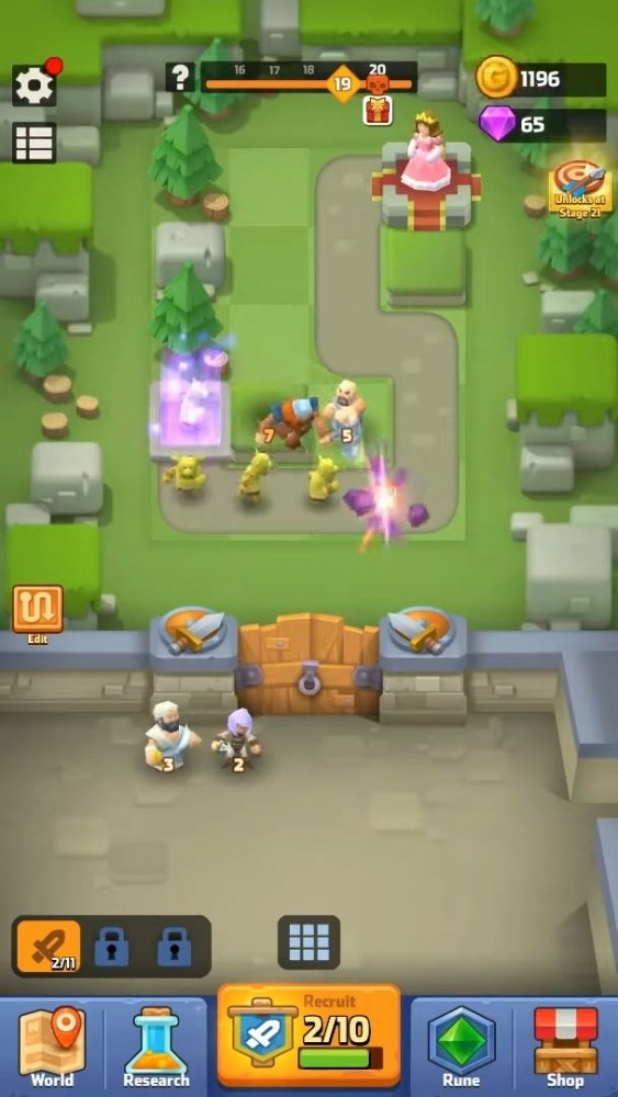 Rescue My Queen! Android Game Image 4