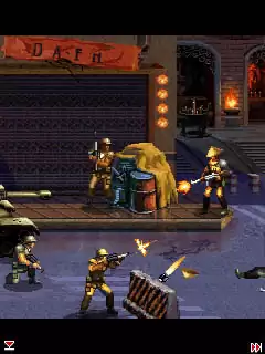 March Of Heroes Java Game Image 4