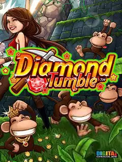 Diamond Tumble Java Game Image 1