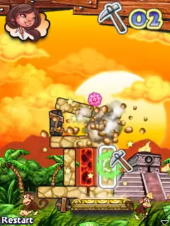 Diamond Tumble Java Game Image 3