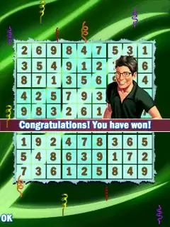 Solitaire & Sudoku Deluxe Java Game Image 3