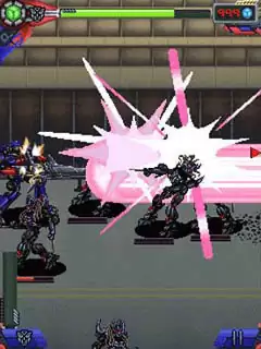 Transformers: Dark Of The Moon Java Game Image 3