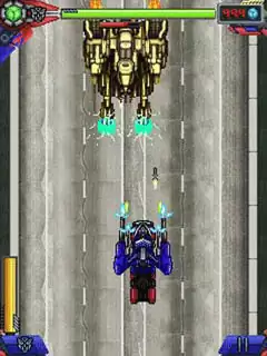 Transformers: Dark Of The Moon Java Game Image 4