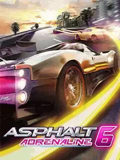 Asphalt 6 Adrenaline Java Game Image 1