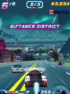 Asphalt 6 Adrenaline Java Game Image 2