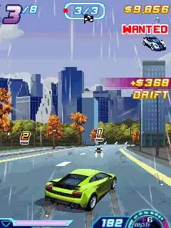 Asphalt 6 Adrenaline Java Game Image 3
