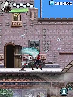 Assassin's Creed: Brotherhood Java Game Image 2
