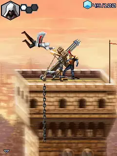 Assassin's Creed: Brotherhood Java Game Image 3