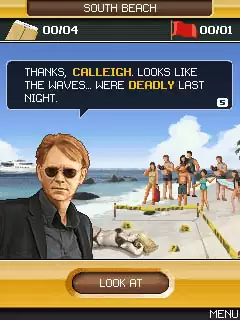 CSI: Miami Java Game Image 2
