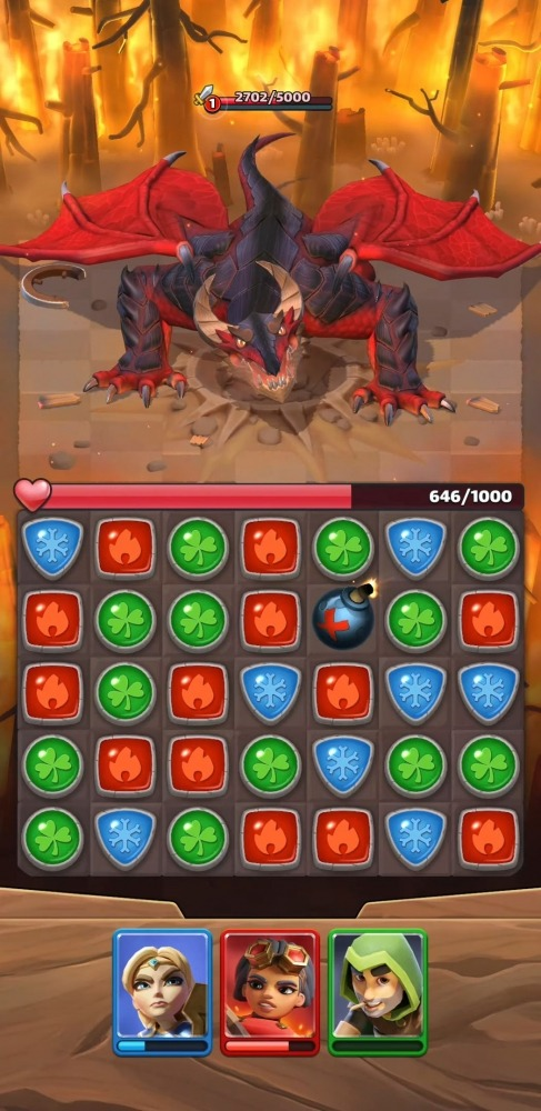 Puzzle Breakers Android Game Image 1