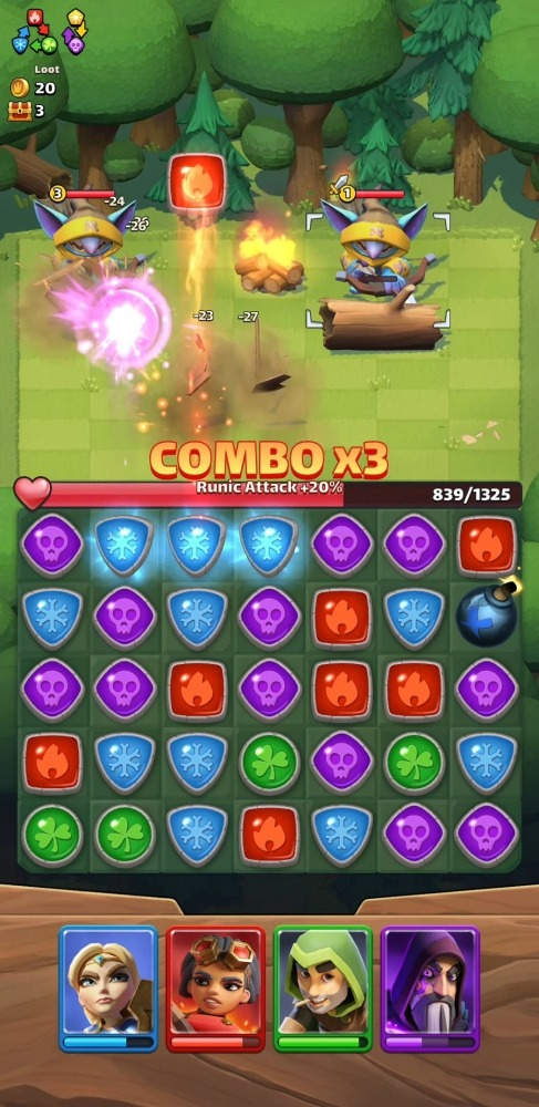 Puzzle Breakers Android Game Image 3