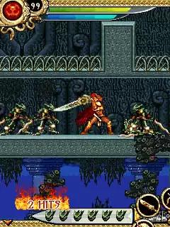 Hero Of Sparta Java Game Image 2