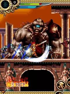 Hero Of Sparta Java Game Image 4