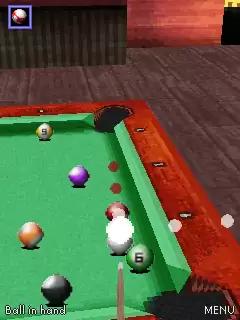 Midnight Pool 3D Java Game Image 3