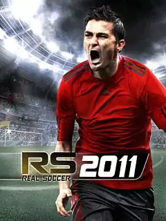 Real Soccer 2011 Java Game Image 1