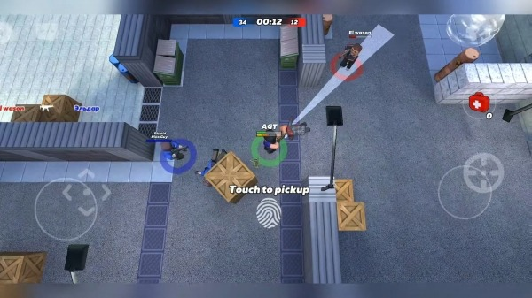 Kuboom Arcade: 3D Shooter & Battle Royale Android Game Image 2