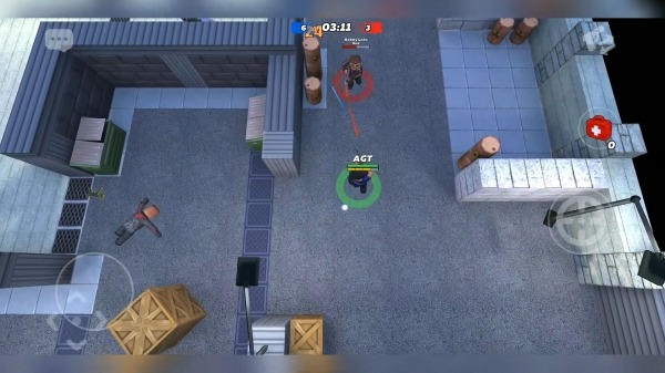 Kuboom Arcade: 3D Shooter & Battle Royale Android Game Image 4