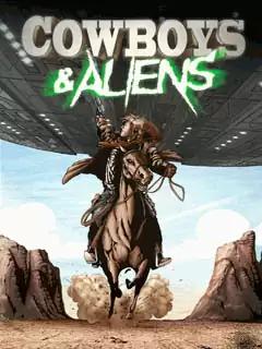 Cowboys & Aliens Java Game Image 1