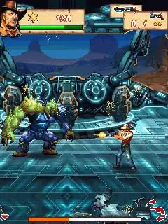 Cowboys & Aliens Java Game Image 4