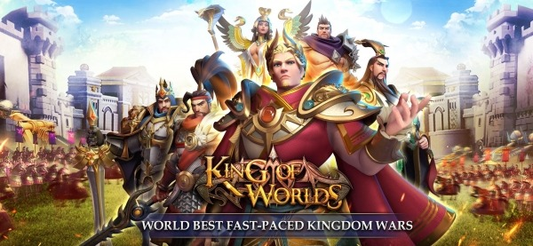 King Of Worlds Android Game Image 1