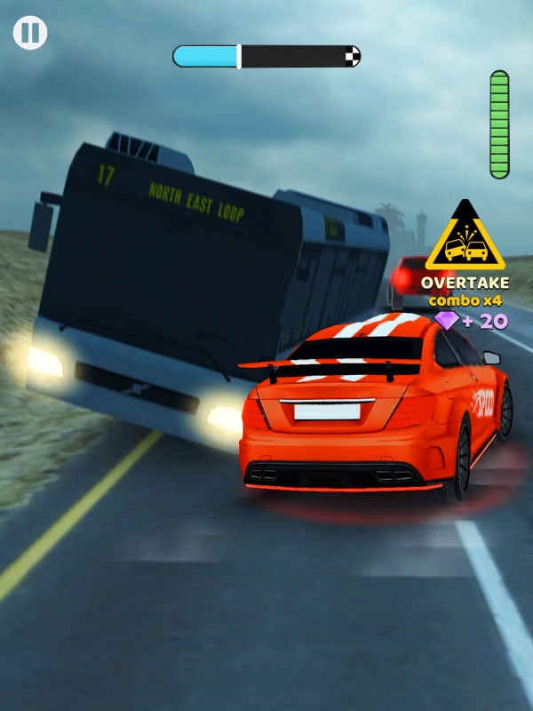 Rush Hour 3D Android Game Image 1