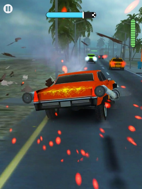 Rush Hour 3D Android Game Image 3