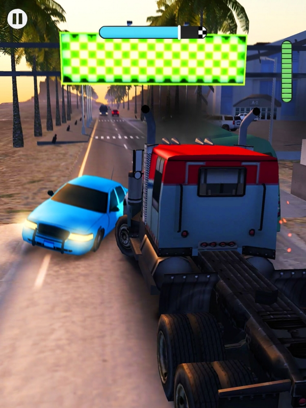 Rush Hour 3D Android Game Image 4