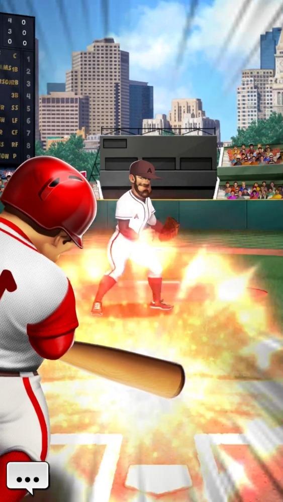 World BaseBall Stars Android Game Image 3