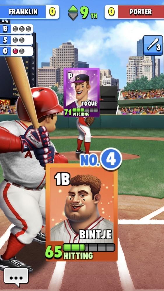 World BaseBall Stars Android Game Image 4