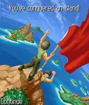 Islands: Missile Invasion Java Game Image 2