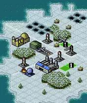 Islands: Missile Invasion Java Game Image 4