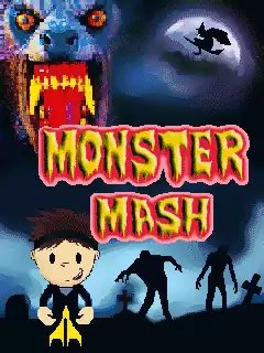 Monster Mash Java Game Image 1