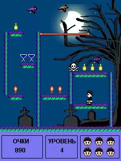 Monster Mash Java Game Image 4