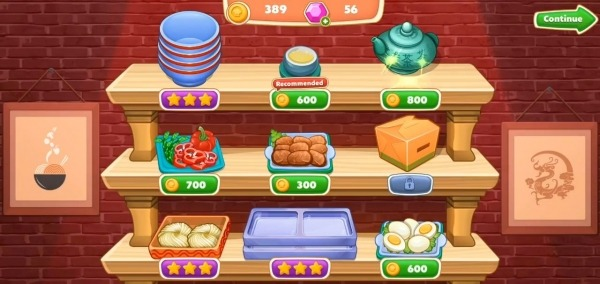 Asian Cooking Star: New Restaurant & Cooking Games Android Game Image 3