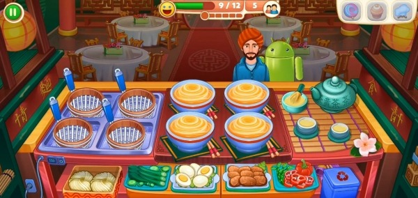 Asian Cooking Star: New Restaurant & Cooking Games Android Game Image 4