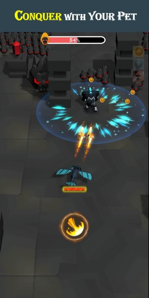 Dragon Hero 3D Android Game Image 3