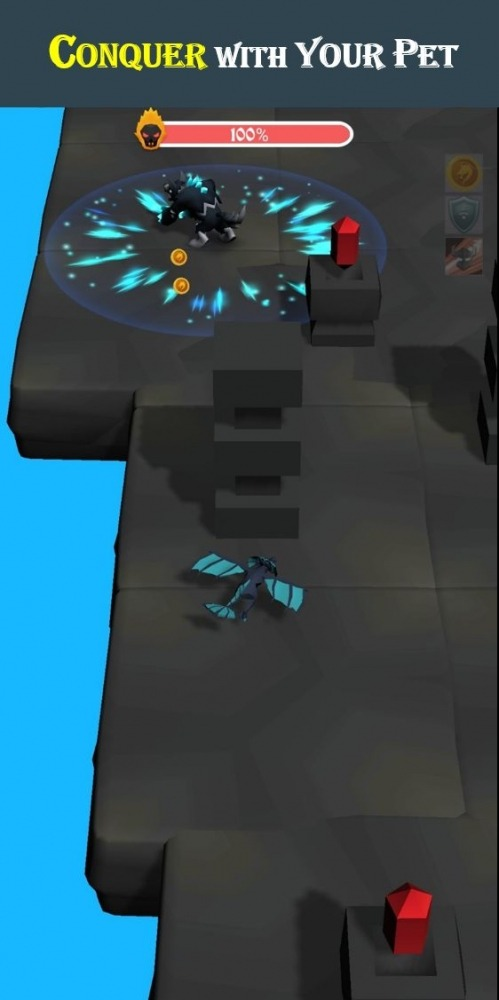 Dragon Hero 3D Android Game Image 4