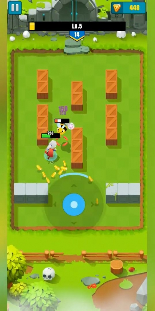 Hunter Hero - Arcade Archer Shooter Android Game Image 3
