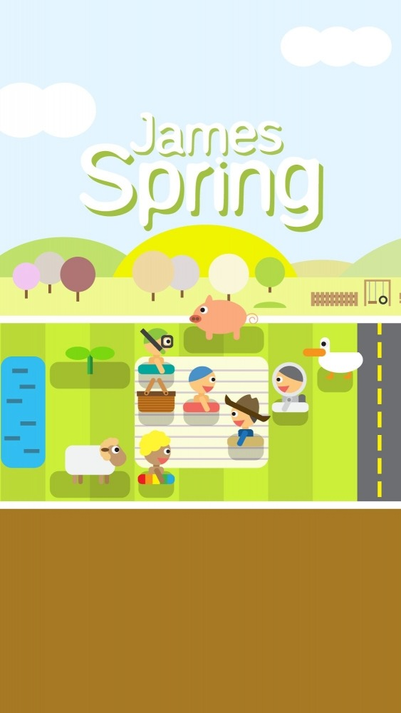 James Spring Android Game Image 1