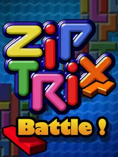 Ziptrix Battle Java Game Image 1