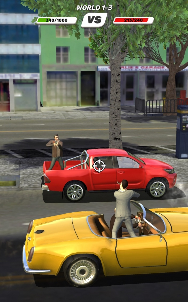 Gang Racers Android Game Image 1