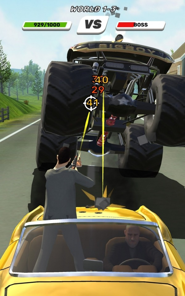 Gang Racers Android Game Image 2