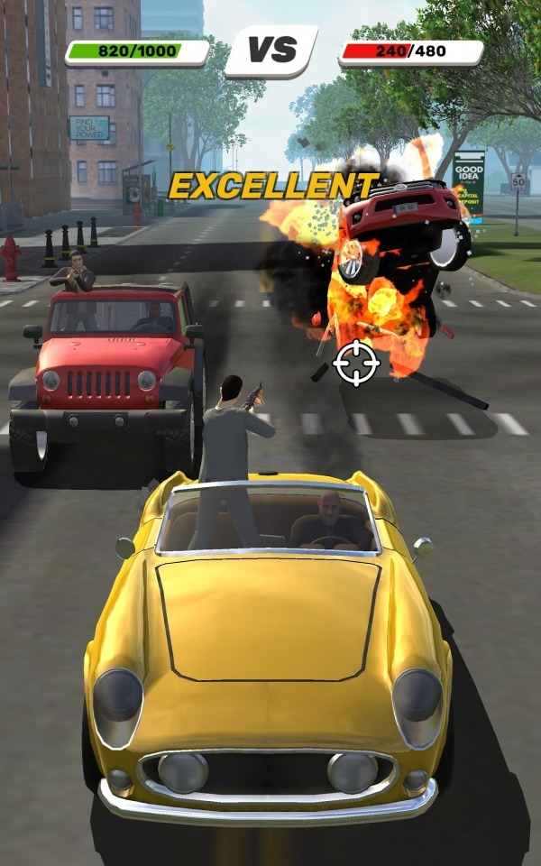 Gang Racers Android Game Image 3