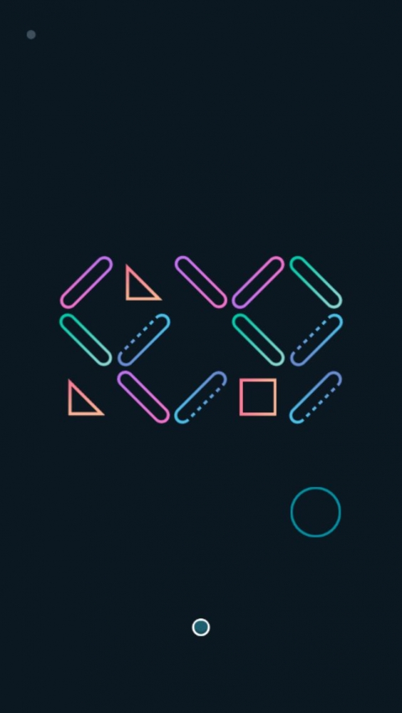 Glidey - Minimal Puzzle Game Android Game Image 2